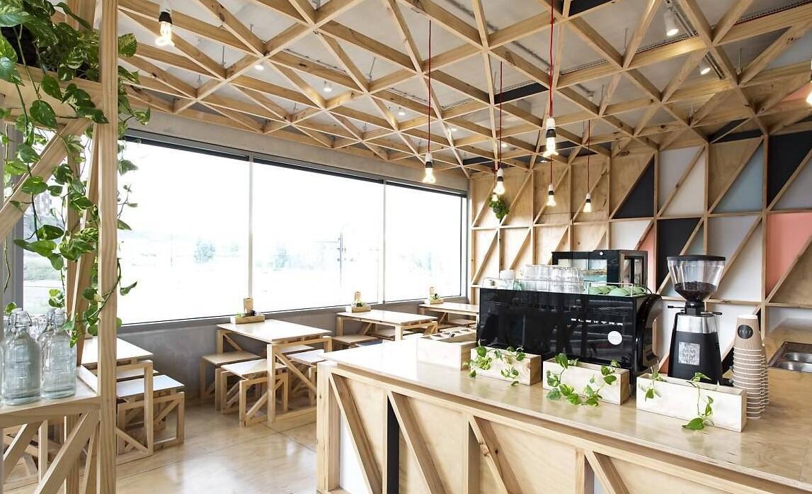 昆山咖啡厅装修公司
